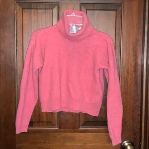 The Limited 100% Cashmere Turtleneck Sweater